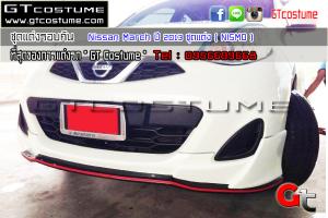 Nissan-March-ปี-2013-ชุดแต่ง-(-NISMO-)-1