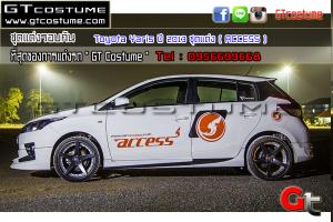 Toyota-Yaris-ปี-2013-ชุดแต่ง-(-ACCESS-)-1