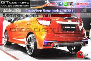 Toyota-Yaris-ปี-2013-ชุดแต่ง-(-ZERCON-)-4