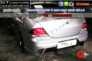 gtcostume Mitsubishi LANCER ปี 2004-2006 ชุดแต่ง GIALLA 4