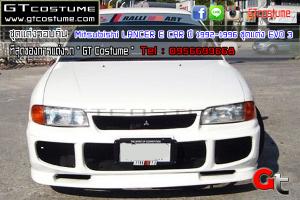 gtcostume Mitsubishi LANCER E CAR ปี 1992-1996 ชุดแต่ง EVO 3 2