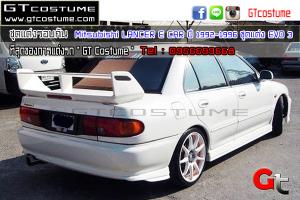 gtcostume Mitsubishi LANCER E CAR ปี 1992-1996 ชุดแต่ง EVO 3 5