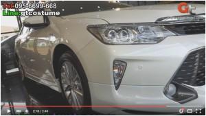 ชุดแต่งรอบคัน Toyota Camry 2015 ชุดแต่ง GT 9