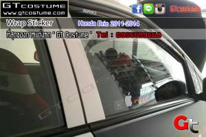 Wrap Sticker Honda Brio 2011-2014 8
