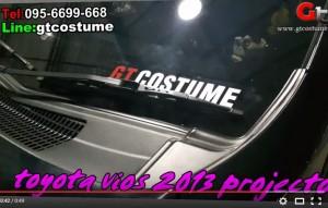 toyota vios 2013 projector 6