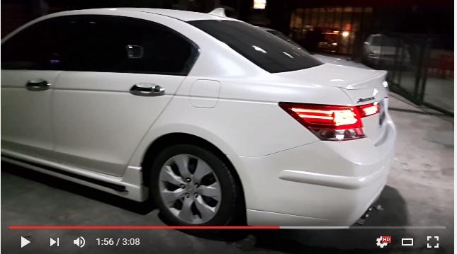 แต่งรถ Honda Accord G8 ชุดแต่ง K-Brake 16