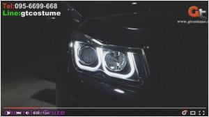โคมไฟสำเร็จ Chevrolet Cruze 2012-15 V3 U style โดย GT Costume 4