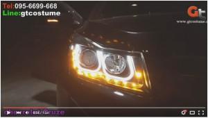 โคมไฟสำเร็จ Chevrolet Cruze 2012-15 V3 U style โดย GT Costume 5