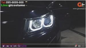 โคมไฟสำเร็จ Chevrolet Cruze 2012-15 V3 U style โดย GT Costume 6
