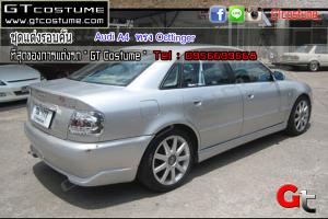 Audi A4 ทรง Octtinger parts 4