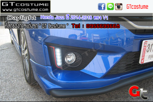 Daylight Honda Jazz ปี 2014-2018 ทรง V1 by GT COSTUME 2