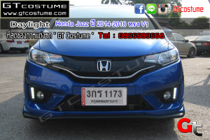 Daylight Honda Jazz ปี 2014-2018 ทรง V1 by GT COSTUME 5