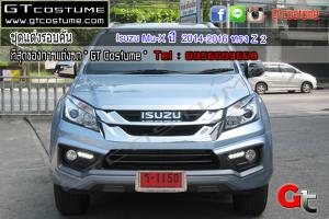 Isuzu Mu-X ปี 2014-2016 ทรง Z 2 2