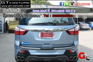 Isuzu Mu-X ปี 2014-2016 ทรง Z 2 6