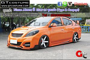 Nissan-Almera-ปี--2015-16-ชุดแต่ง-(Type-R-Conpept)