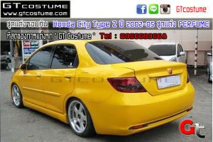 gtcostume Honda City Type Z ปี 2002-05 ชุดแต่ง PERFUME 4
