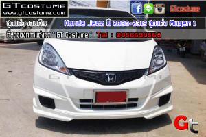 gtcostume Honda Jazz ปี 2008-2012 ชุดแต่ง Mugen 1 1