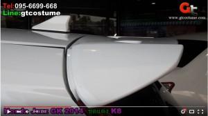 ชุดแต่งรอบคัน Honda Jazz 2014 GK ชุดแต่ง K8 7