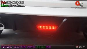 ชุดแต่งรอบคัน Honda Jazz 2014 GK ชุดแต่ง K8 9