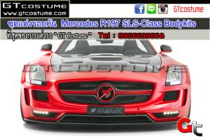 ชุดแต่งรอบคัน--Mercedes-R197-SLS-Class-Bodykits