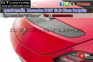 ชุดแต่งรอบคัน--Mercedes-R197-SLS-Class-Bodykits4