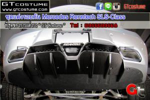 ชุดแต่งรอบคัน-Mercedes-Renntech-SLS-Class1