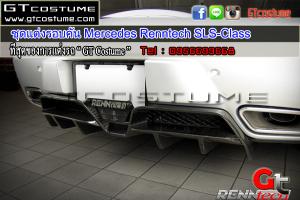 ชุดแต่งรอบคัน-Mercedes-Renntech-SLS-Class2