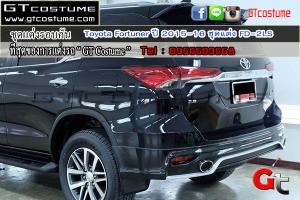 ชุดแต่งรอบคัน Toyota Fortuner ปี 2015-16 ชุดแต่ง FD-2LS 5