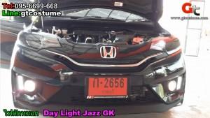 Honda Jazz GK 2013 Daylight ไฟตัดหมอก V1 3