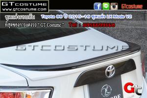 แต่งรถ Toyota 86 ปี 2015-16 ชุดแต่ง LX Mode V2 8