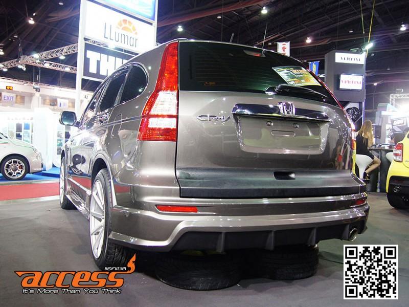 แต่งรถ Honda CRV 2010 ชุดแต่ง Access
