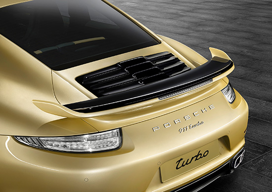 แต่งรถ Porsche 911 Turbo ชุดแต่ง AeroKits