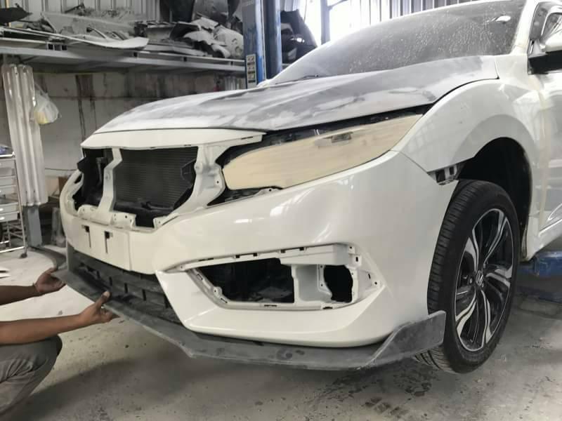 แต่งรถ Honda Civic FC 2016 -2019 ลิ้นซิ่ง