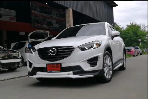 แต่งรถ Mazda CX5 ปี 2017 ชุดแต่ง Jap