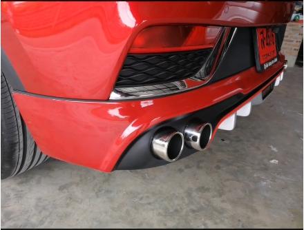 แต่งรถ MG ZX ชุดแต่ง Rider M