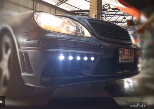 แต่งรถ Mercedes Benz w220 s280 ชุดแต่ง V1