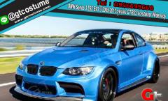 แต่งรถ BMW Series 3 E92 E93 ปี 2005-2013 ชุดแต่ง GTRS3 Vorsteiner Widebody