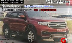 แต่งรถ Ford Everest ปี 2015-2016 ชุดแต่ง Carto