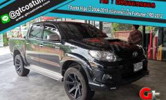 แต่งรถ Toyota Vigo ปี 2004-2015 แปลงหน้าเป็น Fortuner TRD 2012