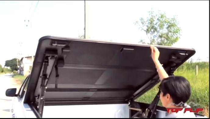 แต่งรถ ฝาปิดกระบะพับได้ สำหรับรถกระบะทุกรุ่น