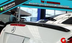 แต่งรถ Benz SLK R171 ชุดแต่ง Spoiler SLK55 AMG CARBON DESIGN