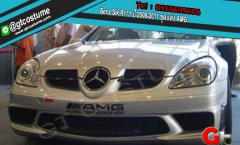 แต่งรถ Benz Slk R171 ปี 2008-2011 ชุดแต่ง AMG
