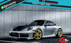 แต่งรถ Porsche 911 ชุดแต่ง Techart