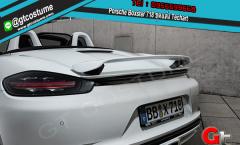 แต่งรถ Porsche Boxster 718 ชุดแต่ง Techart