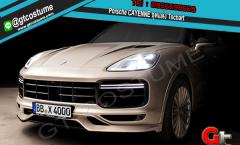 แต่งรถ Porsche CAYENNE ชุดแต่ง Techart