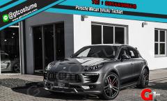 แต่งรถ Porsche Macan ชุดแต่ง Techart