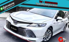 แต่งรถ Toyota Camry 2020 ชุดแต่ง Xclusiv