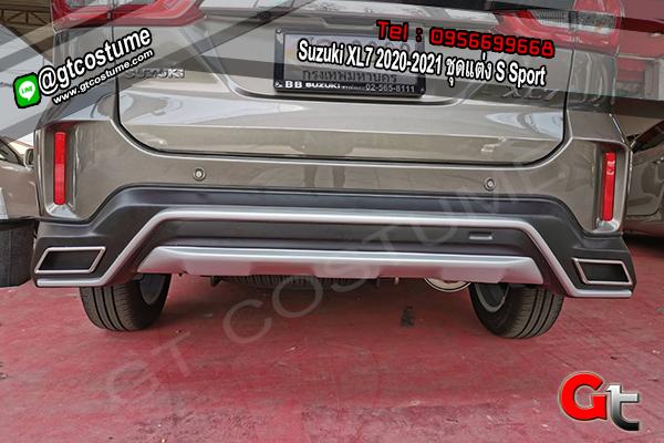 แต่งรถ Suzuki XL7 2020-2021 ชุดแต่ง S Sport
