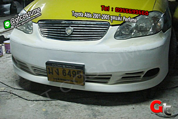 แต่งรถ Toyota Altis 2001-2005 ชุดแต่ง Perfume
