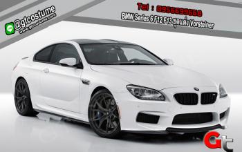 แต่งรถ BMW Series 6 F12 F13 ชุดแต่ง Vorsteiner